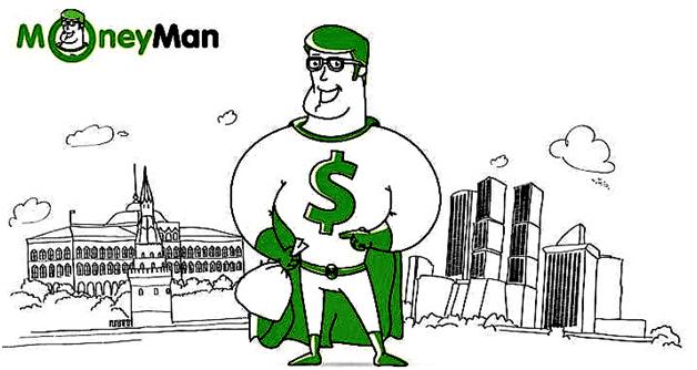 Финансовая организация Мани Мен